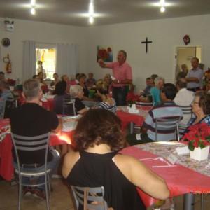Festa Padrinhos Natal 2014