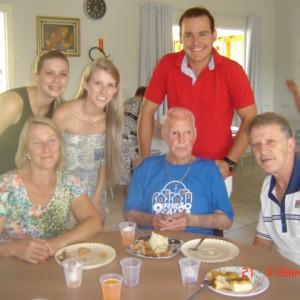 Visita de Familiares